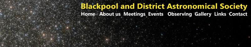 Blackpool & District Astronomical Society